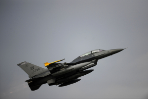 F-16s Head to Estonia for Training